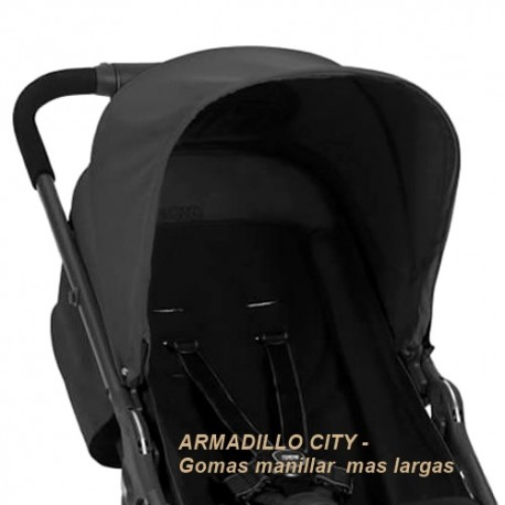 Fundas manillar carrito Armadillo City